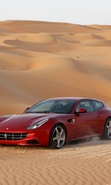 Download free mobile wallpaper 33487: Auto,Ferrari,Transport for phone or tab. Download images, backgrounds and wallpapers for mobile phone for free.