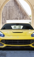 Download free mobile wallpaper 47156: Auto,Ferrari,Transport for phone or tab. Download images, backgrounds and wallpapers for mobile phone for free.