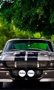 Download free mobile wallpaper 46445: Auto,Ford,Mustang,Transport for phone or tab. Download images, backgrounds and wallpapers for mobile phone for free.