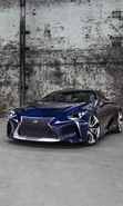 Download free mobile wallpaper 16851: Auto, Lexus, Transport for phone or tab. Download images, backgrounds and wallpapers for mobile phone for free.