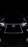 Download free mobile wallpaper 40497: Auto,Lexus,Transport for phone or tab. Download images, backgrounds and wallpapers for mobile phone for free.
