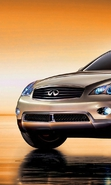 Download free mobile wallpaper 32198: Auto,Infiniti,Transport for phone or tab. Download images, backgrounds and wallpapers for mobile phone for free.