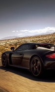 Download free mobile wallpaper 44057: Auto,Landscape,Porsche,Transport for phone or tab. Download images, backgrounds and wallpapers for mobile phone for free.