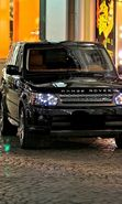 Download free mobile wallpaper 13864: Auto, Range Rover, Transport for phone or tab. Download images, backgrounds and wallpapers for mobile phone for free.