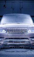 Download free mobile wallpaper 20468: Auto, Range Rover, Transport for phone or tab. Download images, backgrounds and wallpapers for mobile phone for free.
