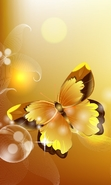 Download free mobile wallpaper 29433: Butterflies,Background for phone or tab. Download images, backgrounds and wallpapers for mobile phone for free.