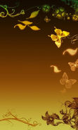 Download free mobile wallpaper 12512: Butterflies, Background, Patterns for phone or tab. Download images, backgrounds and wallpapers for mobile phone for free.