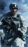Download free mobile wallpaper 12075: Games, Humans, Battlefield, War for phone or tab. Download images, backgrounds and wallpapers for mobile phone for free.