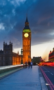 Download free mobile wallpaper 45157: Big Ben,Landscape for phone or tab. Download images, backgrounds and wallpapers for mobile phone for free.