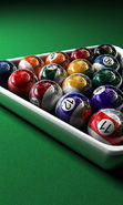 Download free mobile wallpaper 15069: Billiards, Objects for phone or tab. Download images, backgrounds and wallpapers for mobile phone for free.