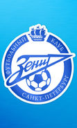 Download free mobile wallpaper 11689: Sport, Brands, Logos, Football, Zenit for phone or tab. Download images, backgrounds and wallpapers for mobile phone for free.