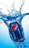 Download free mobile wallpaper 20301: Brands, Pepsi, Drinks, Water for phone or tab. Download images, backgrounds and wallpapers for mobile phone for free.