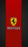 Download free mobile wallpaper 48872: Brands,Ferrari,Background for phone or tab. Download images, backgrounds and wallpapers for mobile phone for free.