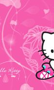 Download free mobile wallpaper 11564: Brands, Logos, Drawings, Hello Kitty for phone or tab. Download images, backgrounds and wallpapers for mobile phone for free.