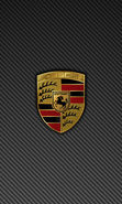 Download free mobile wallpaper 12495: Brands, Logos, Porsche for phone or tab. Download images, backgrounds and wallpapers for mobile phone for free.