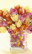 Download free mobile wallpaper 32303: Bouquets,Flowers,Plants,Tulips for phone or tab. Download images, backgrounds and wallpapers for mobile phone for free.