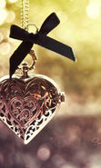 Download free mobile wallpaper 22905: Valentine's day, Jewelry, Love, Objects, Holidays, Hearts for phone or tab. Download images, backgrounds and wallpapers for mobile phone for free.