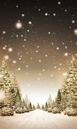 Download free mobile wallpaper 21373: Trees, Fir-trees, Landscape, Snow, Winter for phone or tab. Download images, backgrounds and wallpapers for mobile phone for free.