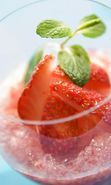 Download free mobile wallpaper 9400: Food, Strawberry, Dessert for phone or tab. Download images, backgrounds and wallpapers for mobile phone for free.