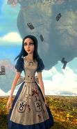 Download free mobile wallpaper 21953: Girls, Games, Alice: Madness Returns for phone or tab. Download images, backgrounds and wallpapers for mobile phone for free.