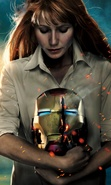 Download free mobile wallpaper 49731: Girls,Cinema,People,Iron Man for phone or tab. Download images, backgrounds and wallpapers for mobile phone for free.