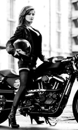Download free mobile wallpaper 49541: Girls,People,Motorcycles,Transport for phone or tab. Download images, backgrounds and wallpapers for mobile phone for free.