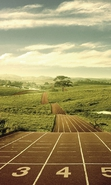 Download free mobile wallpaper 36241: Roads,Background,Fields for phone or tab. Download images, backgrounds and wallpapers for mobile phone for free.