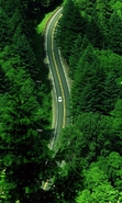 Download free mobile wallpaper 47918: Roads,Landscape,Nature for phone or tab. Download images, backgrounds and wallpapers for mobile phone for free.