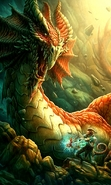 Download free mobile wallpaper 29598: Dragons,Fantasy for phone or tab. Download images, backgrounds and wallpapers for mobile phone for free.