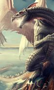 Download free mobile wallpaper 5785: Fantasy, Dragons for phone or tab. Download images, backgrounds and wallpapers for mobile phone for free.