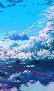 Download free mobile wallpaper 28017: Dragons, Fantasy, Sky, Clouds, Landscape for phone or tab. Download images, backgrounds and wallpapers for mobile phone for free.