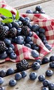 Download free mobile wallpaper 42562: Food,Bilberries,Berries,Plants,Blackberry for phone or tab. Download images, backgrounds and wallpapers for mobile phone for free.