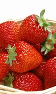 Download free mobile wallpaper 23613: Food, Fruits, Strawberry for phone or tab. Download images, backgrounds and wallpapers for mobile phone for free.