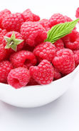 Download free mobile wallpaper 22744: Food, Fruits, Raspberry for phone or tab. Download images, backgrounds and wallpapers for mobile phone for free.