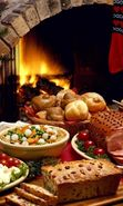 Download free mobile wallpaper 19100: Food, New Year, Holidays, Christmas, Xmas for phone or tab. Download images, backgrounds and wallpapers for mobile phone for free.