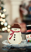Download free mobile wallpaper 38939: Food,Cookies,Holidays for phone or tab. Download images, backgrounds and wallpapers for mobile phone for free.