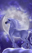 Download free mobile wallpaper 21184: Unicorns, Fantasy, Animals for phone or tab. Download images, backgrounds and wallpapers for mobile phone for free.