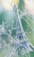 Download free mobile wallpaper 17585: Eiffel Tower, Objects for phone or tab. Download images, backgrounds and wallpapers for mobile phone for free.
