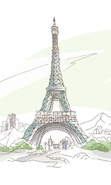 Download free mobile wallpaper 47132: Eiffel Tower,Landscape,Pictures for phone or tab. Download images, backgrounds and wallpapers for mobile phone for free.