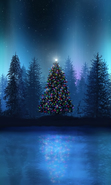 Download free mobile wallpaper 30030: Fir-trees,New Year,Holidays for phone or tab. Download images, backgrounds and wallpapers for mobile phone for free.