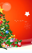 Download free mobile wallpaper 14079: Fir-trees, New Year, Holidays, Pictures, Christmas, Xmas for phone or tab. Download images, backgrounds and wallpapers for mobile phone for free.