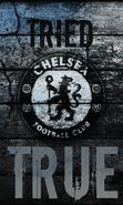 Download free mobile wallpaper 20457: Chelsea, Football, Logos, Sports for phone or tab. Download images, backgrounds and wallpapers for mobile phone for free.