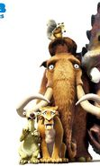Download free mobile wallpaper 2965: Cartoon, Ice Age, Dawn of the Dinosaurs for phone or tab. Download images, backgrounds and wallpapers for mobile phone for free.