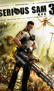 Download free mobile wallpaper 21430: Serious Sam, Games for phone or tab. Download images, backgrounds and wallpapers for mobile phone for free.
