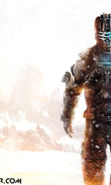 Download free mobile wallpaper 19058: Dead Space, Games for phone or tab. Download images, backgrounds and wallpapers for mobile phone for free.
