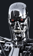 Download free mobile wallpaper 37389: Fantasy,Robots,Terminator for phone or tab. Download images, backgrounds and wallpapers for mobile phone for free.
