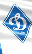 Download free mobile wallpaper 19540: Flags, Background, Football, Dinamo, Logos, Sports for phone or tab. Download images, backgrounds and wallpapers for mobile phone for free.