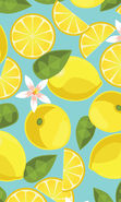 Download free mobile wallpaper 19420: Background, Fruits, Lemons, Plants, Pictures for phone or tab. Download images, backgrounds and wallpapers for mobile phone for free.