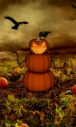 Download free mobile wallpaper 35774: Background,Halloween,Holidays for phone or tab. Download images, backgrounds and wallpapers for mobile phone for free.