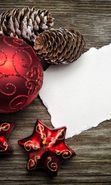 Download free mobile wallpaper 18647: Background, New Year, Holidays, Christmas, Xmas for phone or tab. Download images, backgrounds and wallpapers for mobile phone for free.